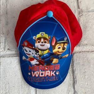 Toddler Boy Paw Patrol Hat